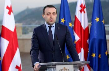 ღარიბაშვილი: პრეზიდენტ მიშელს ვთხოვე, რაც შეიძლება მეტი დამკვირვებელი გამოგზავნონ ევროკავშირის მისიით საქართველოში