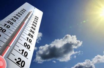 1-ელ ივლისამდე აღმოსავლეთ საქართველოში ჰაერის ტემპერატურამ შესაძლებელია 38 გრადუსს გადააჭარბოს