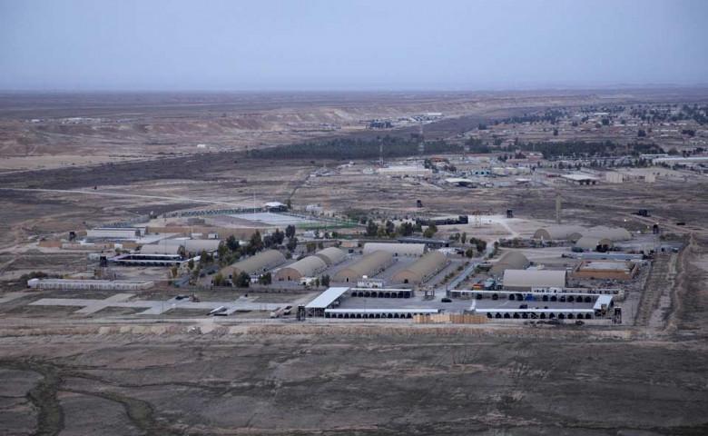 ერაყში, ორ სამხედრო ბაზაზე სარაკეტო თავდასხმები განხორციელდა