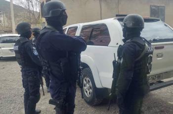 გორში ე. წ. ქურდულ სამყაროსთან კავშირის გამო პოლიციამ ადგილობრივები დააკავა 8.07.2021