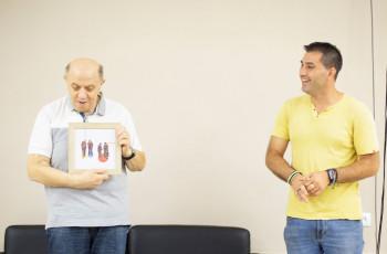 გორის ხელოვნების სახლში ლევან ბერძენიშვილის საჯარო ლექცია ჩატარდა