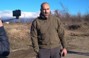 """""""დღეს რუსებმა დილიდანვე განაახლეს ბორდერიზაციის პროცესი"""" - დავით ქაცარავა"""